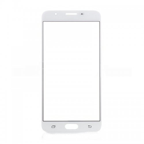 Glass Lens for Samsung Galaxy J7 Prime G6100 White