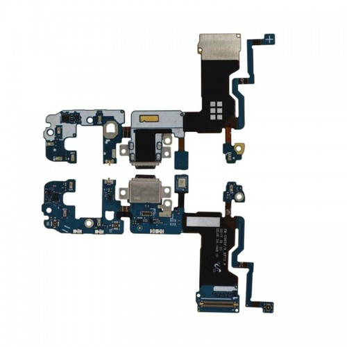 Charging Port Flex Cable for Samsung Galaxy S9 Plu...