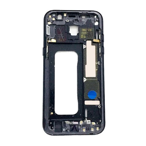 Front Housing for Samsung Galaxy A520 Black