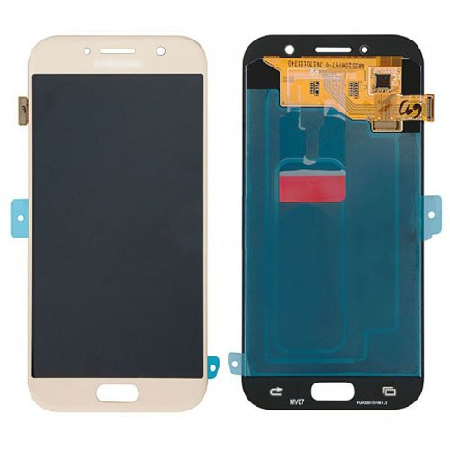 LCD with Digitizer Assembly for  Samsung Galaxy A520 Gold  Original