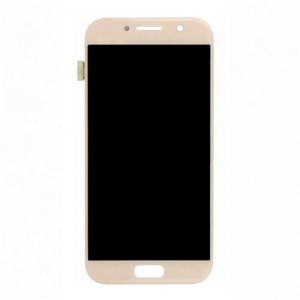 LCD with Digitizer Assembly for  Samsung Galaxy A520 Pink  Original