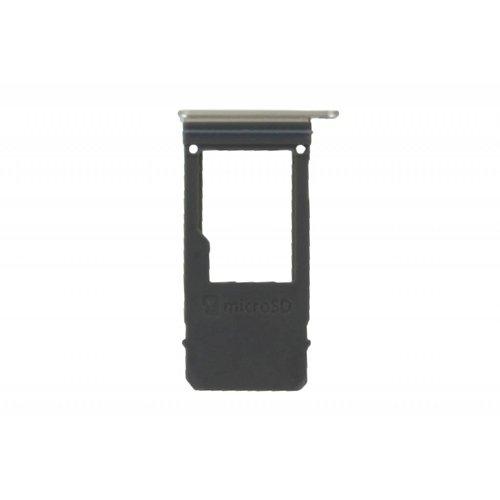 SD Card Tray for Samsung Galaxy A520 Gold Original