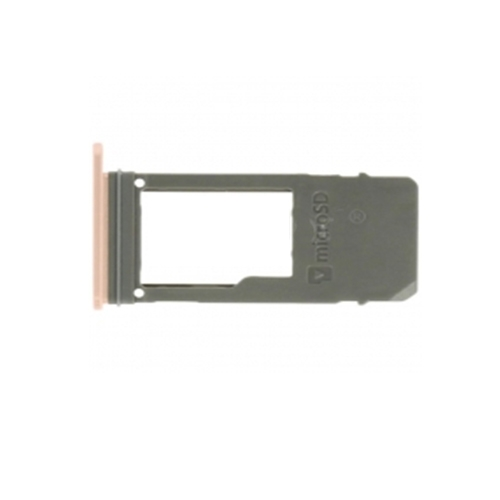 SD Card Tray for Samsung Galaxy A520 Pink Original