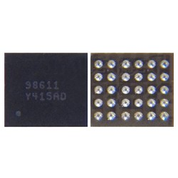 Charging IC Chip 30 Pin 98611 for Samsung G7200