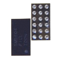 Charging IC Chip 18 Pin SM5504 00Y for Samsung G7200