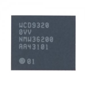 Audio IC WCD9320 for Samsung Galaxy Note 3 N900