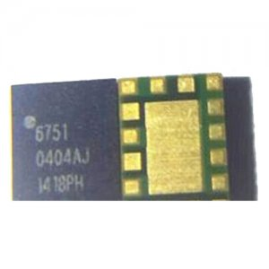 Small Power Amplifier IC 6751 for Samsung Galaxy S4 I9500 I9192 I9190