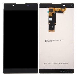 Screen Replacement for Sony Xperia L1 Black