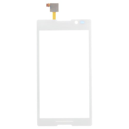 Digitizer Touch Screen for Sony Xperia C S39h White