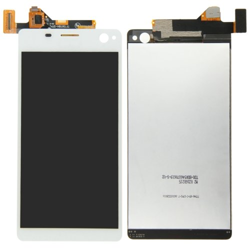 LCD with Digitizer Assembly for Sony Xperia C4 White