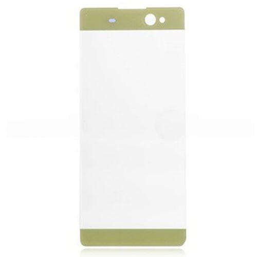 Front Glass Lens for Sony Xperia C6/XA Ultra Gold ...