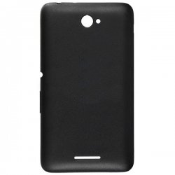 Battery Cover for Sony Xperia E4 Black
