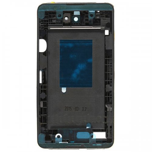 Middle Frame for Sony Xperia E4 Black