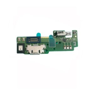 Charging Port Flex Cable With Microphone for Sony Xperia E5