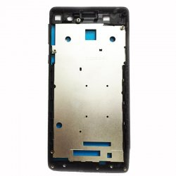 Front Housing for Sony Xperia E5 Black
