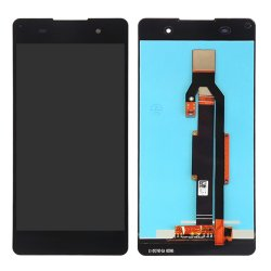 LCD with Digitizer Assembly  for Sony Xperia E5 Black