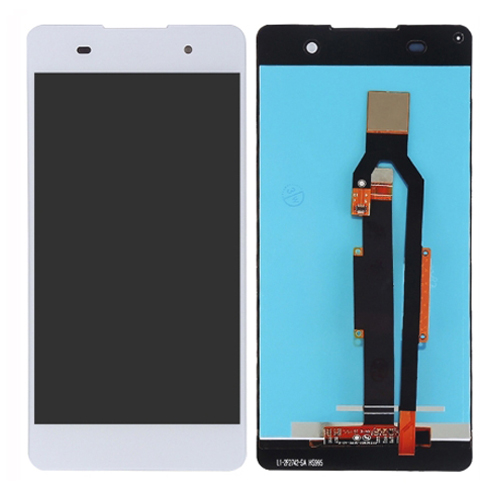 LCD with Digitizer Assembly  for Sony Xperia E5 Wh...