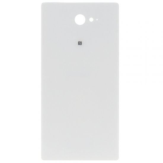 Battery Cover   for Sony Xperia M2 White