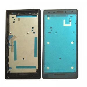 Front Housing for Sony Xperia M2 Black