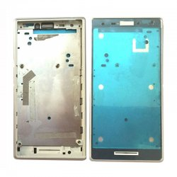 Front Housing for Sony Xperia M2 White