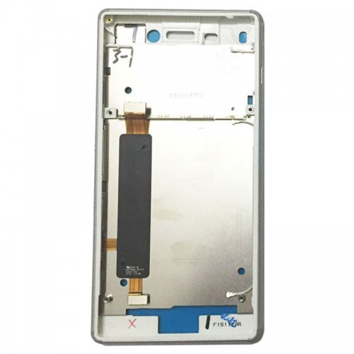 Front Housing for Sony Xperia M4  AquaSilver