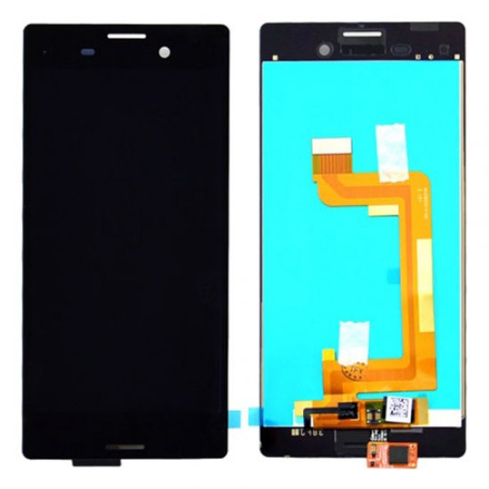 LCD with Digitizer Assembly for Sony Xperia M4 Aqua Black