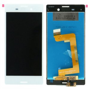 LCD with Digitizer Assembly for Sony Xperia M4 Aqua White