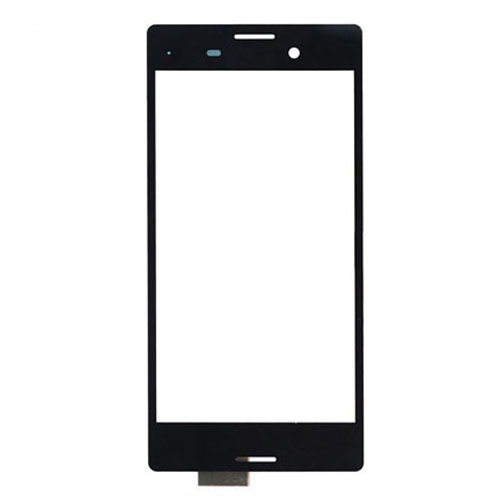 Touch Screen for Sony M4 Aqua  Black