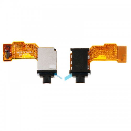 Earphone Jack Flex Cable for Sony Xperia M5