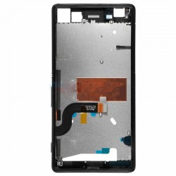 Front Housing for Sony Xperia M5 Black