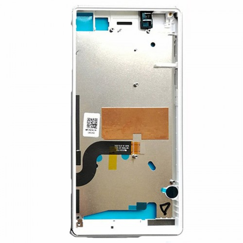 Front Housing for Sony Xperia M5 White
