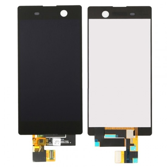 LCD with Digitizer Assembly for Sony Xperia M5 Black