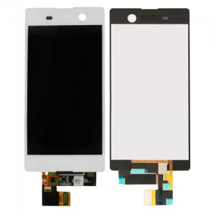 LCD with Digitizer Assembly for Sony Xperia M5 White