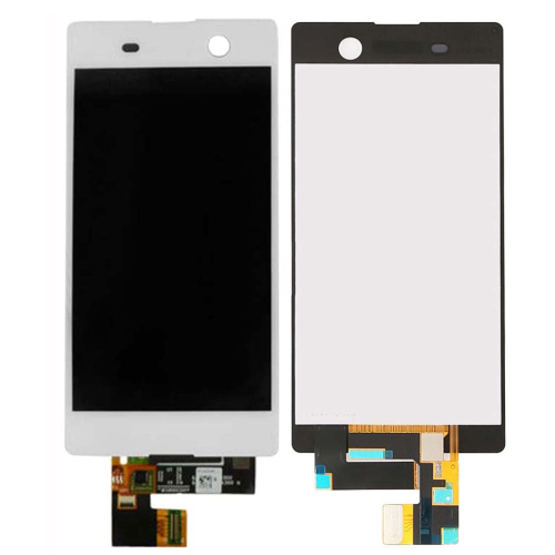 LCD with Digitizer Assembly for Sony Xperia M5 Whi...