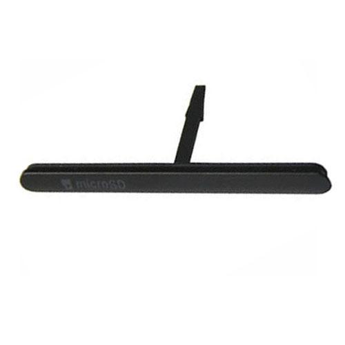 SD Card Cap for Sony Xperia M5 Black