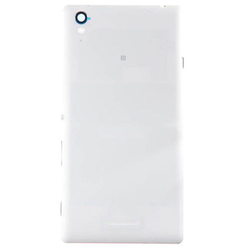 Battery Cover for Sony Xperia T3 With Sony Logo Wh...