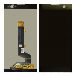 LCD with Digitizer Assembly for Sony Xperia XA2 Black