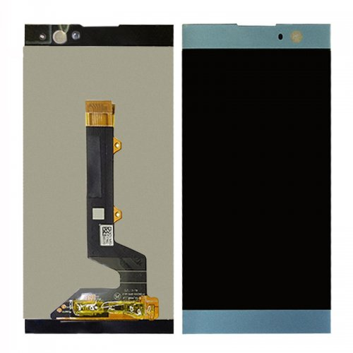 LCD with Digitizer Assembly for Sony Xperia XA2 Blue