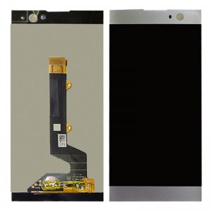 LCD with Digitizer Assembly for Sony Xperia XA2 Silver