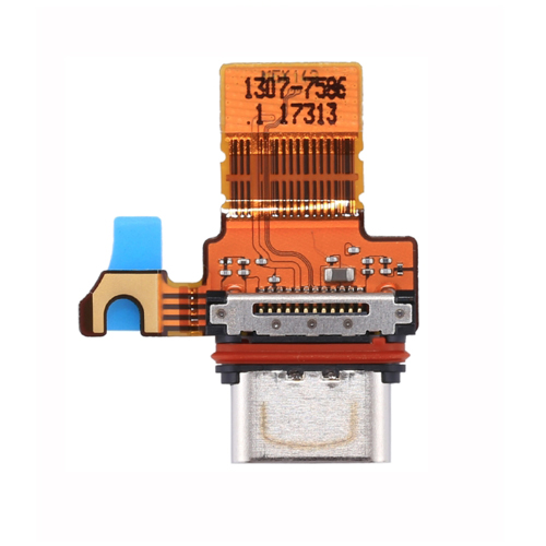 Charging Port Flex Cable for Sony Xperia XZ1 Compa...