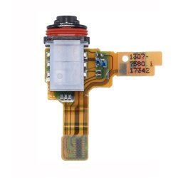 Earphone Jack Flex Cable for Sony Xperia XZ1 Compact