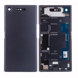 Battery cover  Assembly for Sony Xperia XZ1 Black