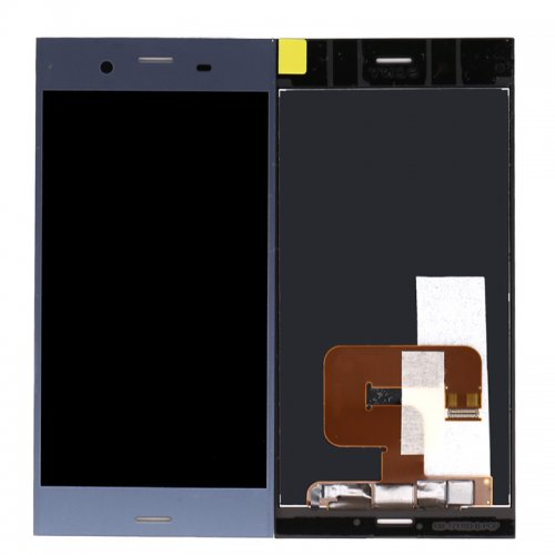 LCD with Digitizer Assembly for Sony Xperia XZ1 Bl...