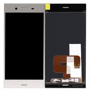 LCD with Digitizer Assembly for Sony Xperia XZ1 Gray