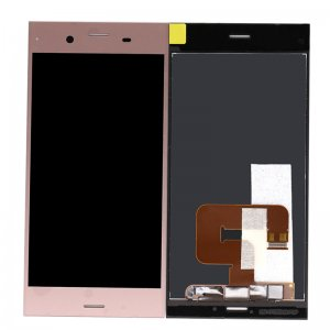 LCD with Digitizer Assembly for Sony Xperia XZ1 pink