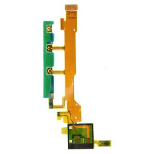 Original Side Button Flex Cable for Sony Xperia Z L36h