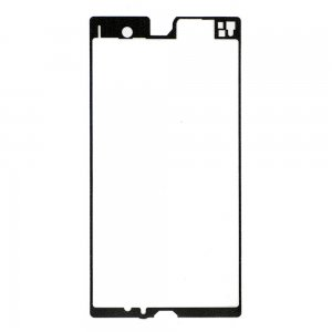 Front Housing Adhesive Sticker for Sony Xperia Z L36H