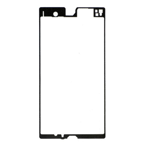 Front Housing Adhesive Sticker for Sony Xperia Z L...