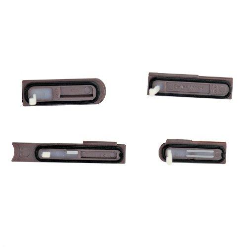 SD Card Cap Set for Sony Xperia Z L36H Purple