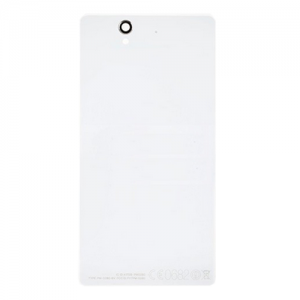 Battery Cover for Sony Xperia Z White